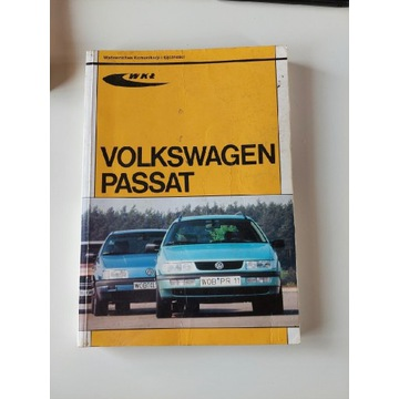 Ksiazka VW Passat B3 B4  obsługa i naprawa