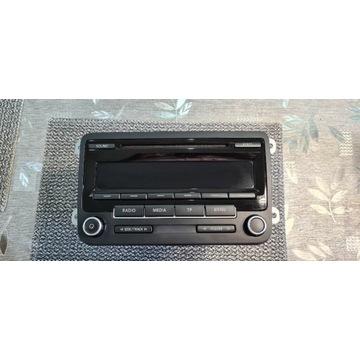 Radio Fabryczne Oryginał VW Polo 6R