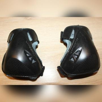 ochraniacze na rolki ROLLERBLADE r.S czarne