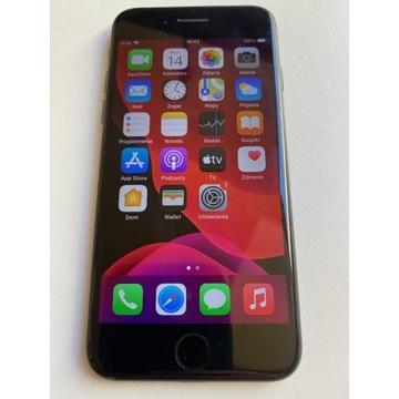 Iphone 7, 128 GB, stan idealny, bateria BDB