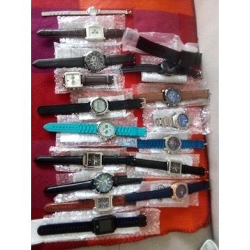 Okazja! Kolekcja 17 nowych, męskich zegarków