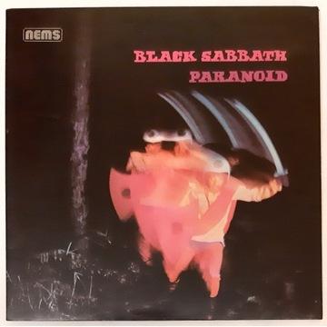 Black Sabbath - Paranoid EX+ (UK) 1976