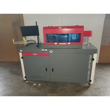 Automatyczna wyginarka do liter 3d ALB-02 combo 16