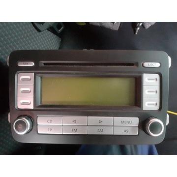 Radio RCD300 Passat B6