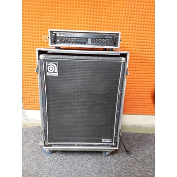 Ampeg SVT 3pro + Ampeg SVT 410 HLF