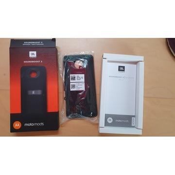 Głośnik JBL Soudboost 2 - Motorola