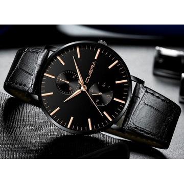 !HIT! Efektowny zegarek męski SZYBKA WYSYŁKA