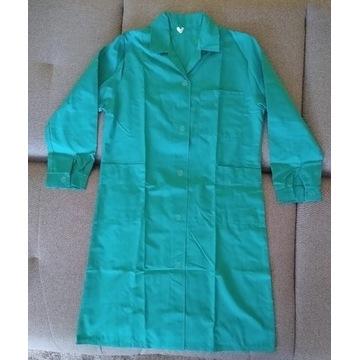 Fartuch roboczy ochronny, sukienka plaszcz 172/102