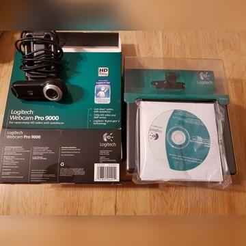 Kamera internetowa Logitech Pro 9000 OKAZJA