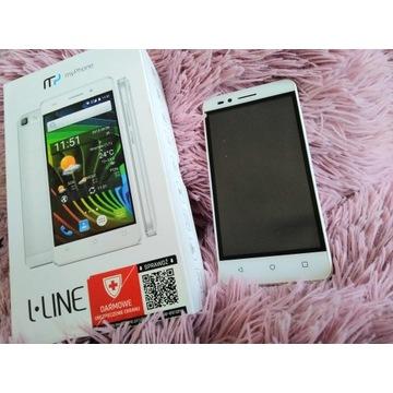 Smartfon Myphone l-line biały
