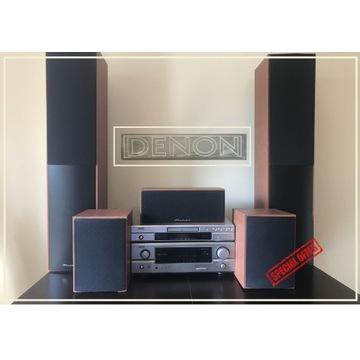 Zestaw Denon DVD - 1730 - 600W, 5 głośników