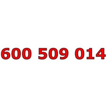 600 509 014 T-MOBILE ŁATWY ZŁOTY NUMER STARTER