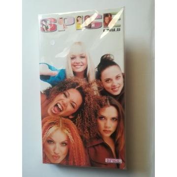 Spice Girls album na zdjęcia A4 rarytas 1997r.
