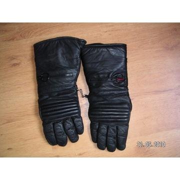 Rękawice Motycyklowe skórzane rękawice niemieckie