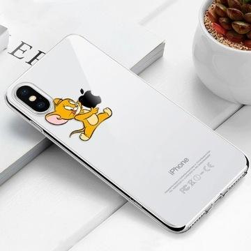Zestaw 4szt. etui z bajek do iPhone 6, 6S