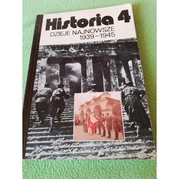 Historia 4 Dzieje najnowsze 1939-1945.