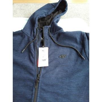 4F bluza polarowa męska  XL