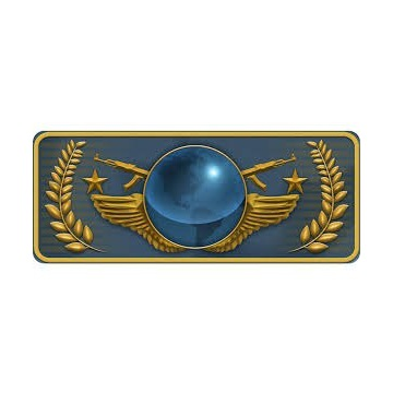 Konto CS:GO 100% PRIME 21+ lvl Ranga Global Elite