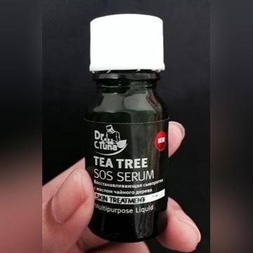 100 % olejek z drzewa cherbacianego.