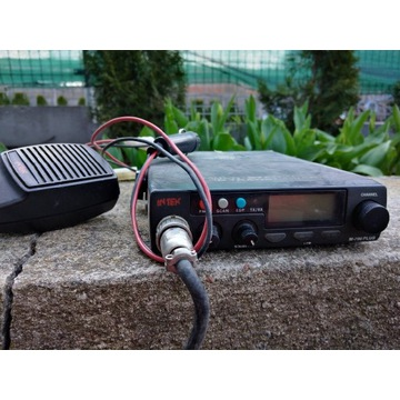 Radio CB Intek +antena President
