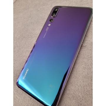 Huawei P20 PRO -Twilight + szkło ~~ Jak nowy!