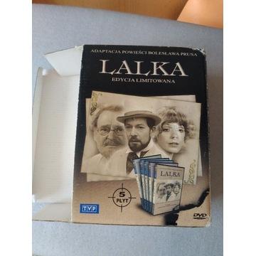 DVD Lalka unikatowe
