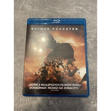 Batman Początek film na Blu-ray