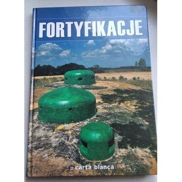 Fortyfikacje książka twarda oprawa ilustrowana