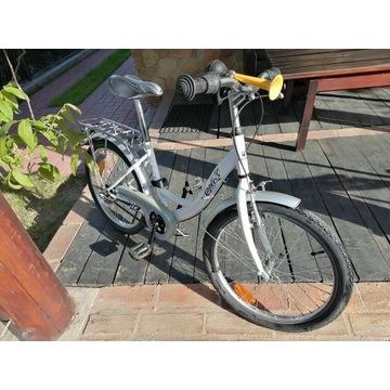 Rowerek Apple 20 Koła 20 cali Mało używany