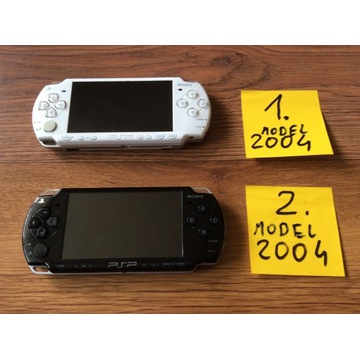 KONSOLA PSP SLIM. MODEL 2004. SPRAWNA