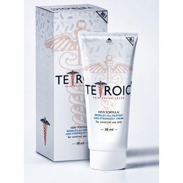 TETROIC KREM Znieczulenie 30ml Tetrakaina TKTX