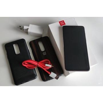 Smartfon OnePlus 6 6/128gb Super stan!