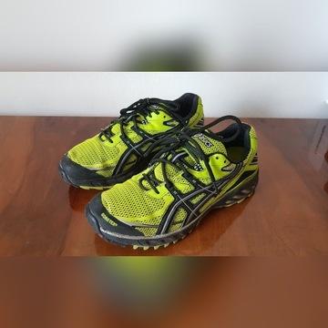 Buty do biegania w terenie ASICS GORE-TEX  r. 40,5