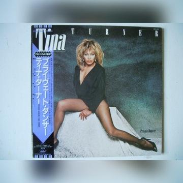 TINA TURNER - Private Dancer JAPAN