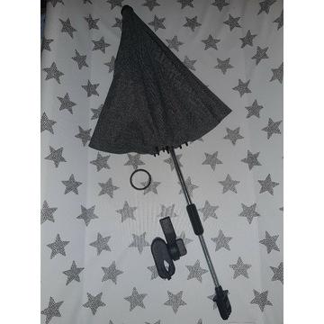 Parasolka do wózka,podwójnie regulowane nachylenie