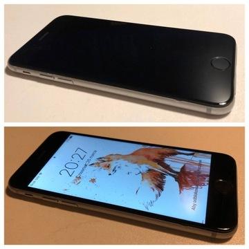 iPhone 6 128GB W-Wa Nowa szybka bez blokad B90%