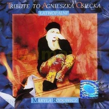 MARYLA RODOWICZ: TRIBUTE TO AGNIESZKA OSIECKA [2CD