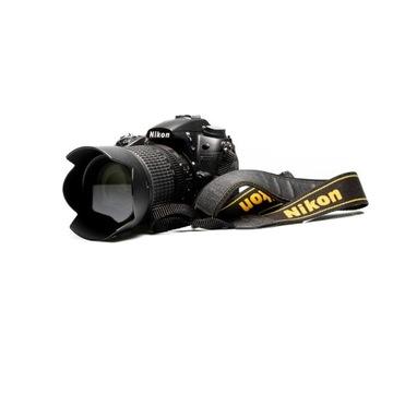 Nikon D7000; 18-105mm - niski przebieg (19 tys.)