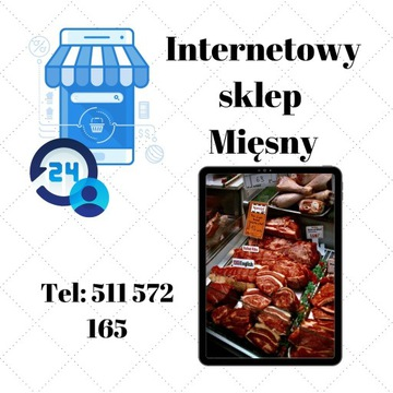 Internetowy sklep mięsny