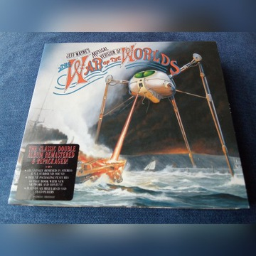 War of the Worlds - Jeff Wayne's - 2x SACD DSD