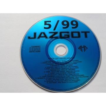cd Magazyn Jazgot Przedstawia - Jazgot 5/99 Turbo