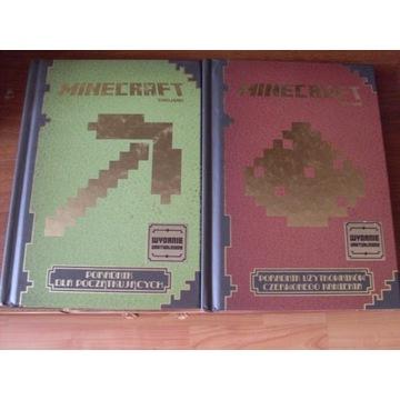 Minecraft Podręcznik dla początkujacych i czerwone