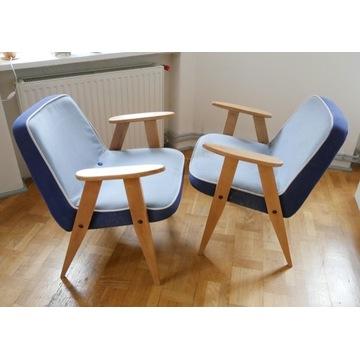 Fotele klubowe Chierowski model 366, cena za 2 szt
