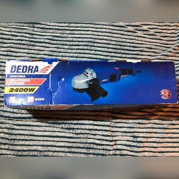 Szlifierka Kątowa 230 DEDRA DED7953 2400w