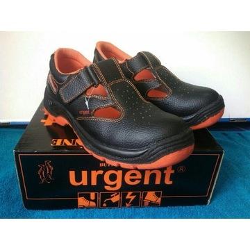 buty sandały robocze r 40 jak nowe Tanio