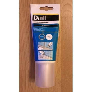 Silikon sanitarny Diall 150 ml biały