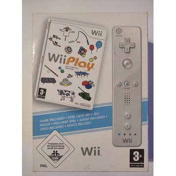 Wii Remote + Wii Play