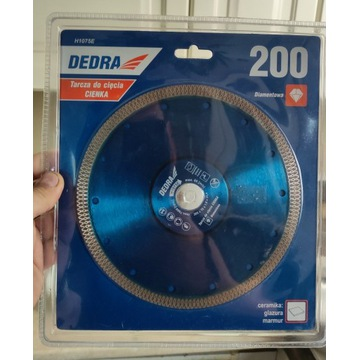 Tarcza diamentowa Dedra H1075E  200mm