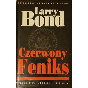 Czerwony Feniks - Larry Bond