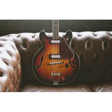 VOXTON Hollow Bass Gitara Basowa Japan MIJ